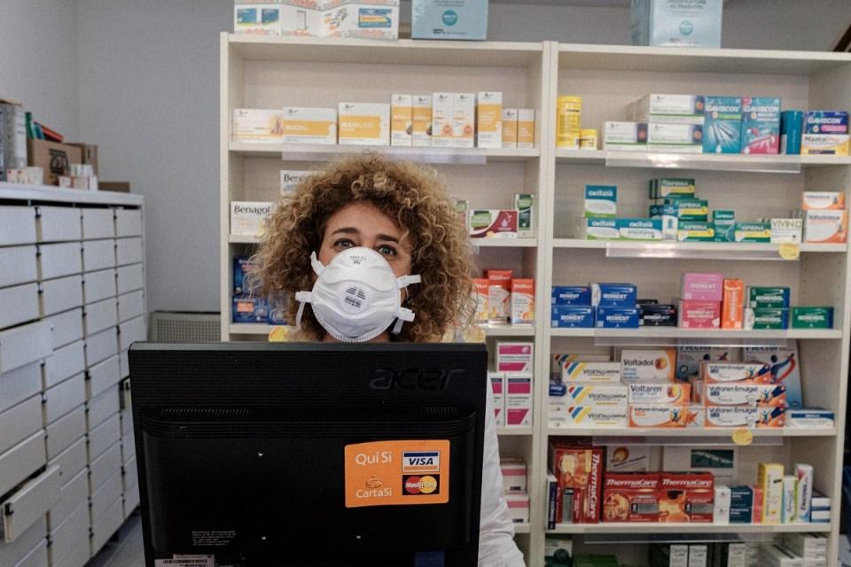 actuar en caso de contagio por coronavirus COVID-19