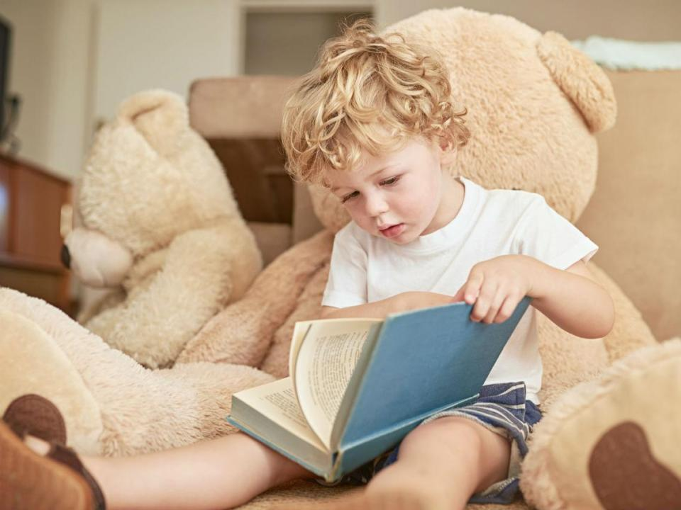 niños y lecturas