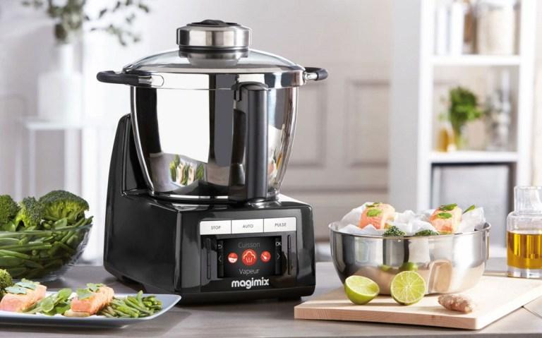 Los mejores robots de cocina del mercado