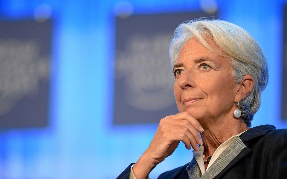 Christine Lagarde, la mujer con más poder económico