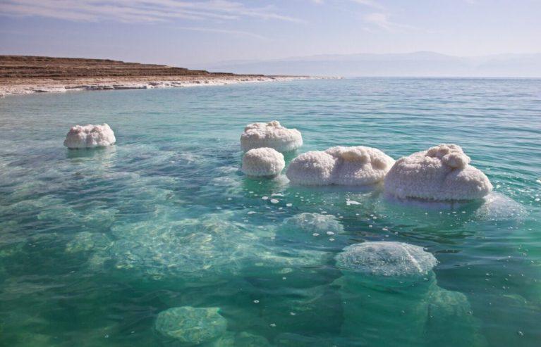 cosméticos creados con el Mar Muerto