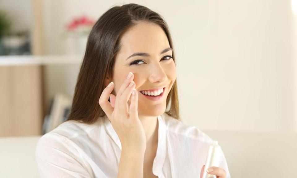 empezar a usar crema antiarrugas