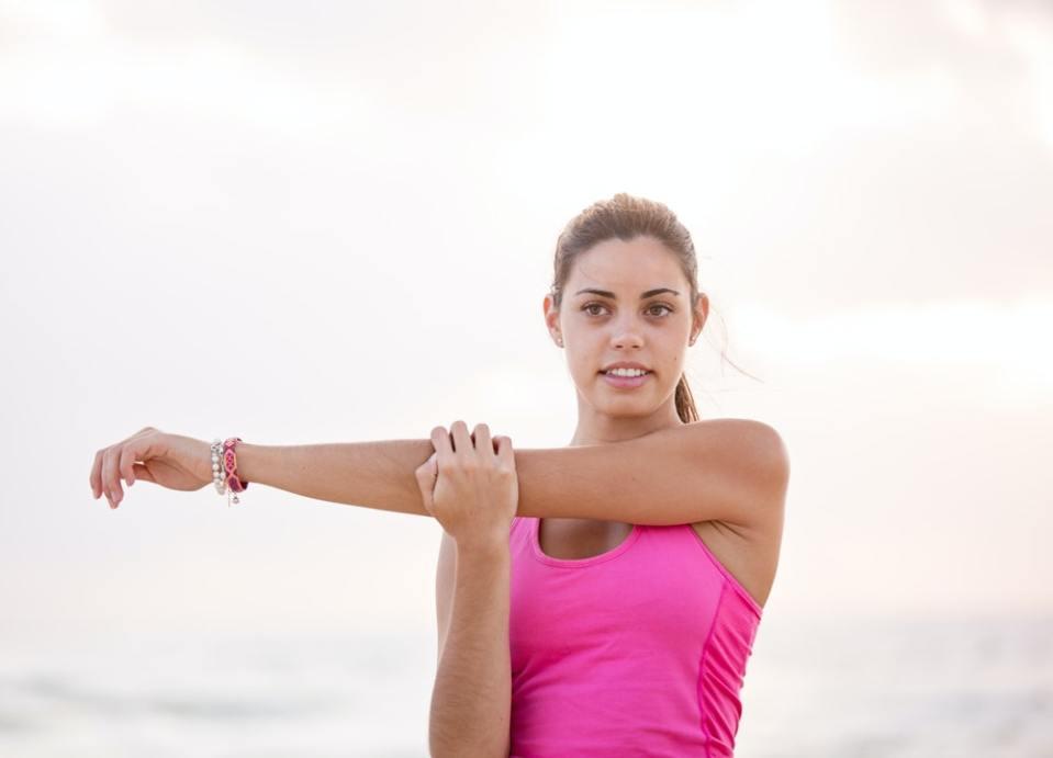 Al estirar aumentas la flexibilidad y evitas lesiones