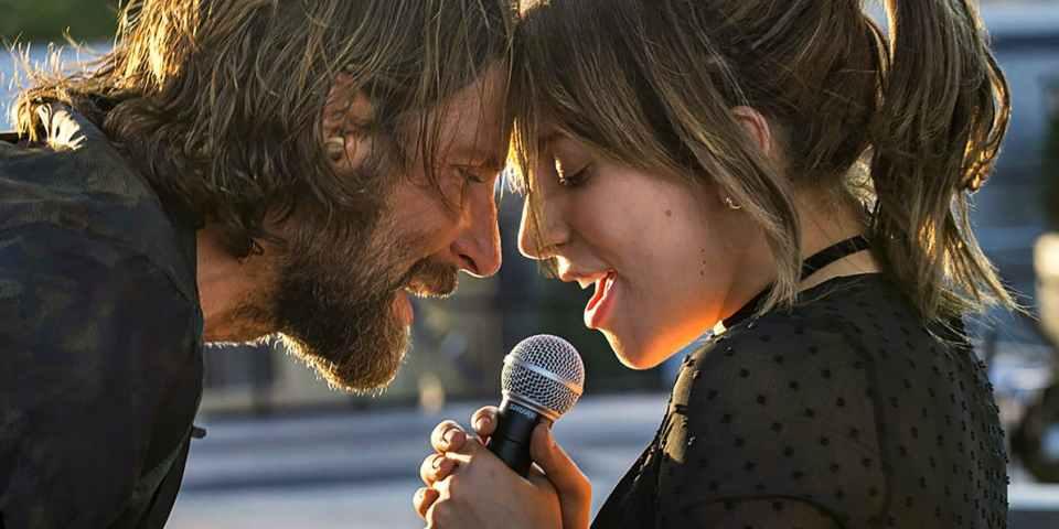 Lady Gaga y Bradley Cooper protagonizaron uno de los romances más tóxicos del cine