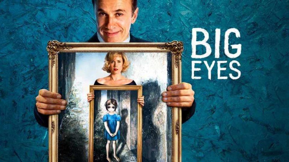 Big Eyes, de Tim Burton es una película sobre relaciones tóxicas biográfica