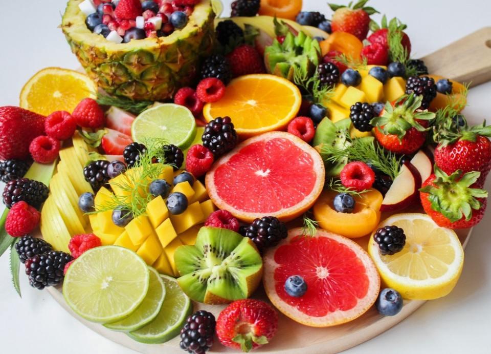 Las frutas son de los mejores alimentos para perder peso