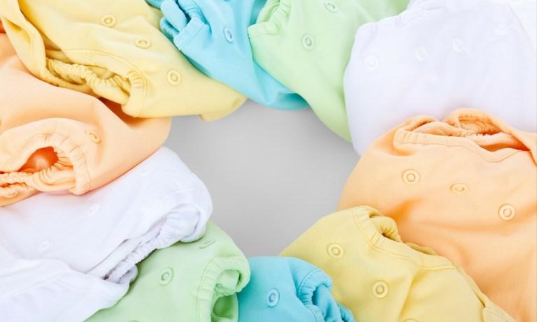 Ropa de Bebé de colores