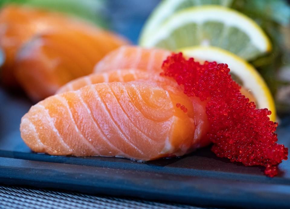 El salmón es uno de los mejores alimentos para perder peso