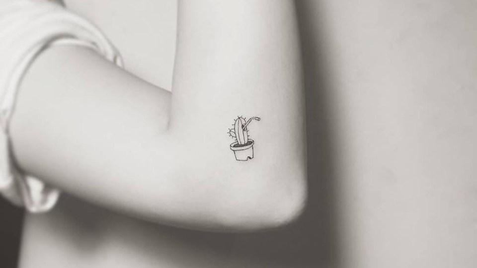 ideas de tatuajes pequeños y estilosos