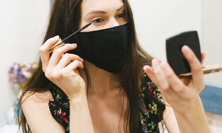 maquillarse si llevas mascarilla