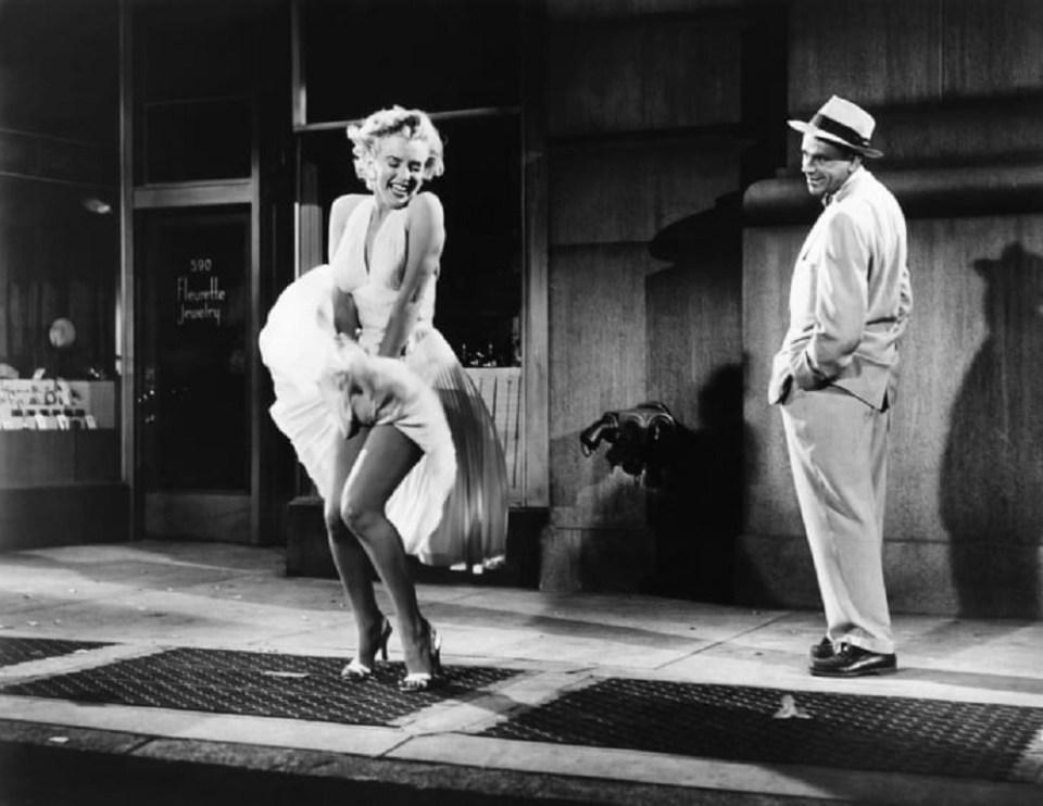 El mítico vestido de Marilyn Monroe se subastó por 5,6 millones de dólares