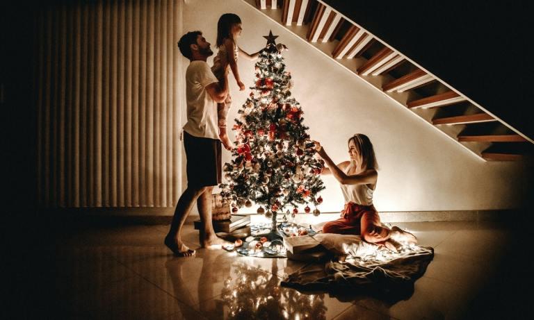 Descubre estas originales ideas para navidad low cost con niños