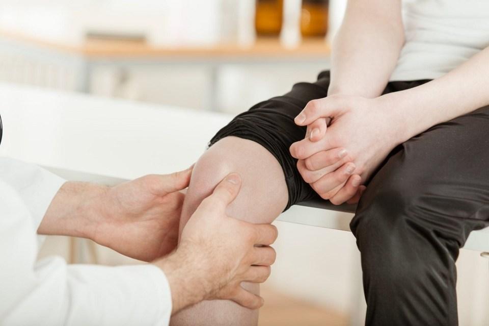 tratamientos para el dolor de rodillas en niños