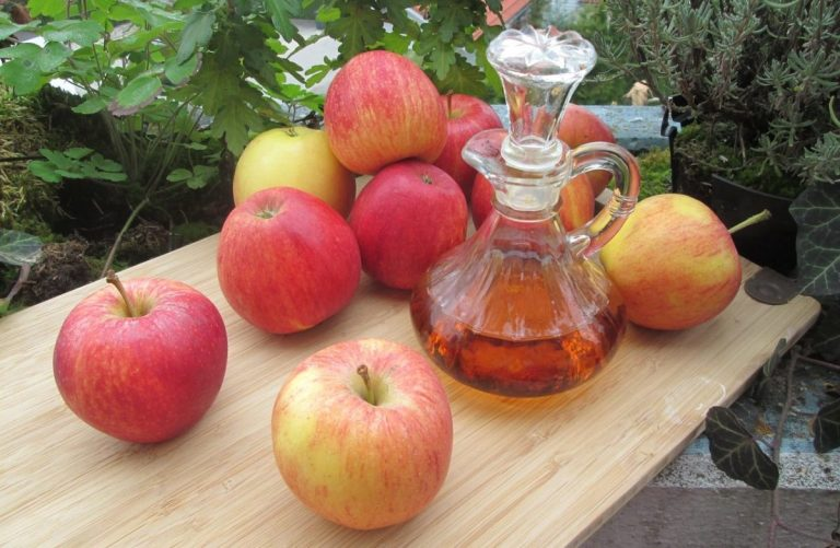 beneficios del vinagre de manzana en ayunas