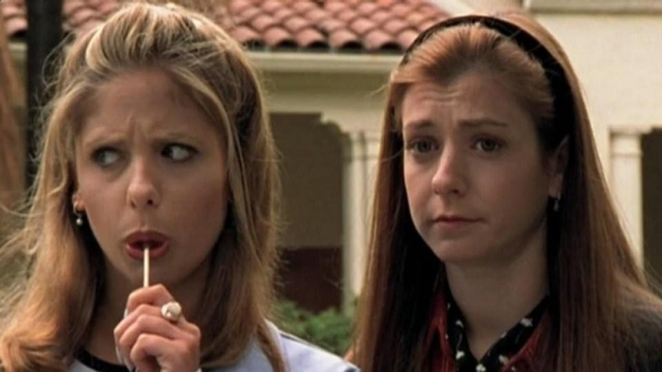 Buffy es una serie para chicas que no te puedes perder: marcó tendencia en los 90