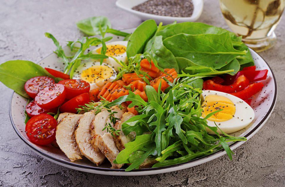 dieta de 1200 calorías para mujer de 50 años