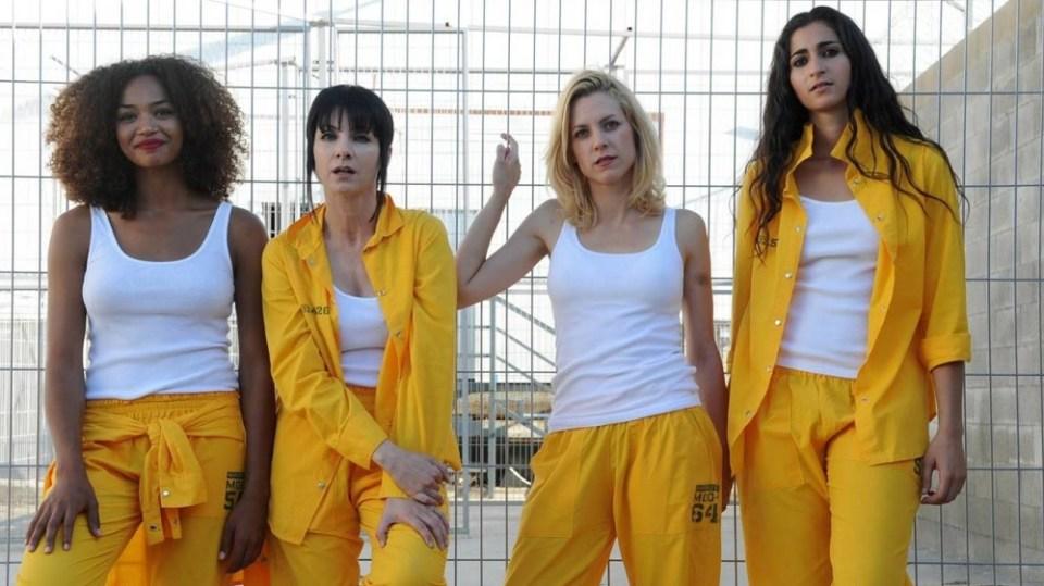 Vis a Vis es la serie española para chicas que te recomendamos por sus historias tan humanas