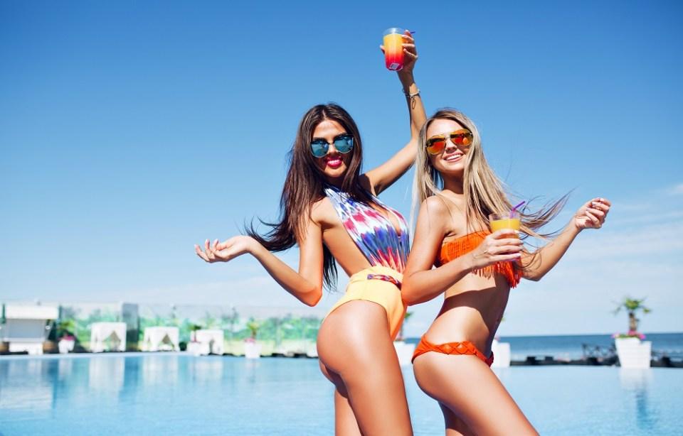 bañadores y bikinis para mujer