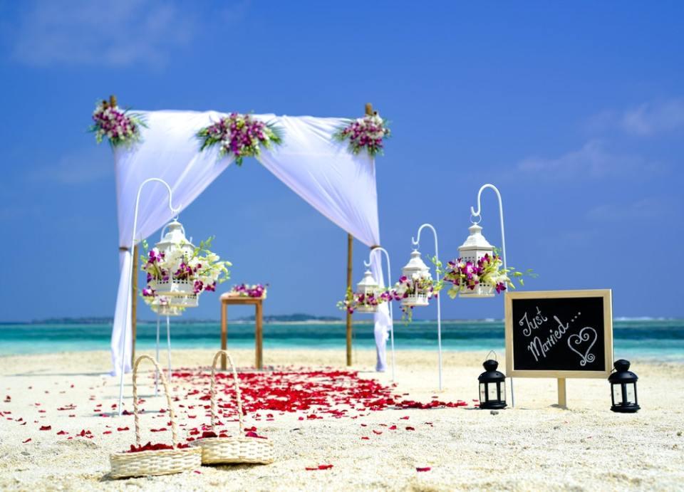 el ritual de la arena boda es de origen hawaiano