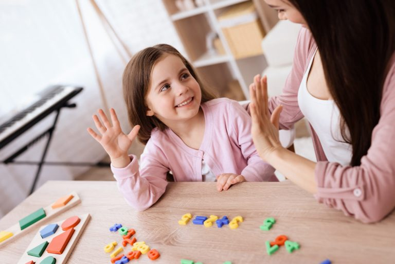 TDAH en niños