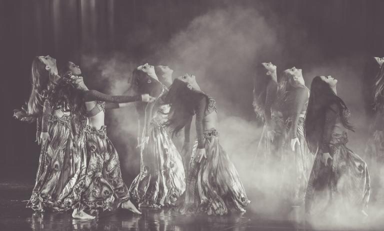 beneficios de la danza del vientre para el cuerpo
