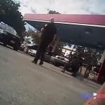 Un hombre aporrea a un policía en EE.UU. y es abatido por otro agente