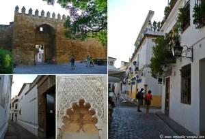 Cordoba Jewish quarter