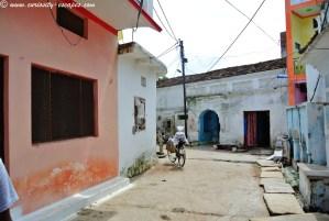 vieux village de Khajuraho