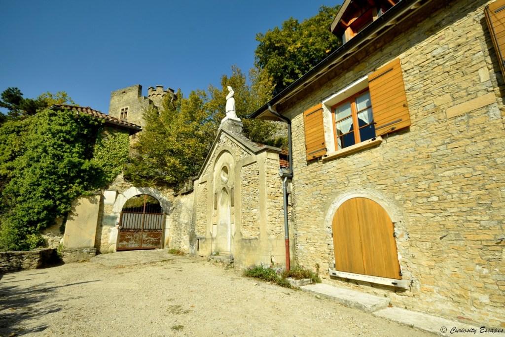 Château Delphinal à Crémieu