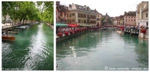 Annecy, la Venise des Alpes