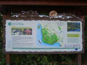 réserve du Roc de Chère, lac d'Annecy