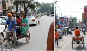 rues à Amritsar