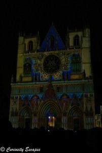 Cathédrale Saint-Jean, Fête des Lumières