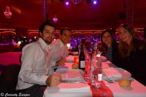 Dîner-cabaret à Lyon