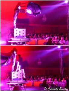 Grande illusion au cabaret de Lyon