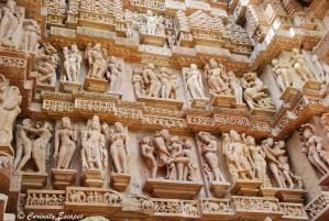 Statues de Khajuraho