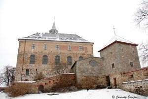 dans la citadelle Akershus, Oslo
