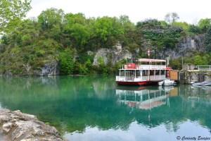 Le bateau à roue de St-Nazaire-en-Royans