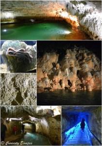 Découvertes à la Grotte de Choranche, Vercors
