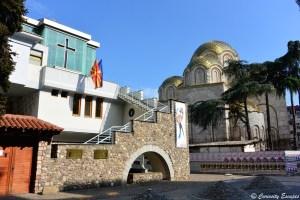 Maison de Mère Teresa à Skopje