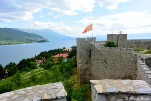 Ancienne forteresse d'Ohrid