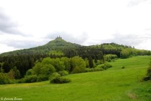Château de Hohenzollern, Forêt Noire