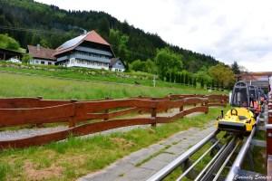 Luge d'été à Gutach, Forêt Noire