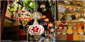 Trésors du Grand Bazaar d'Istanbul
