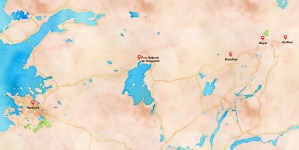 Sites du Cercle d'Or, Islande