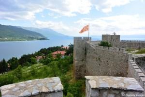 Forteresse d'Ohrid, Macédoine