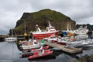 Port d'Heimaey