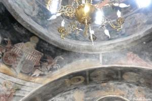 Fresques peintes du monastère Sv Naum
