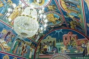 Petite chapelle du monastère Sv Naum