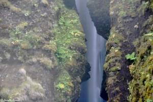 Cascade cachée Gjulfrabui